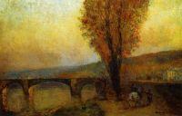 Мост и всадник