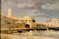 Порт в Алжире