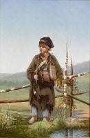 Молодой охотник.