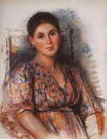 Графиня Санкт-Ипполит, урожденная кн. Трубецкая.
