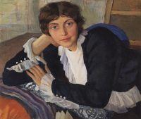 Портрет Лолы Браз.