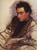 Портрет Е.И.Шапиро.