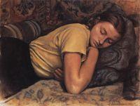 Спящая Катя.