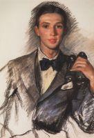 Портрет художника Д.Д.Бушена.