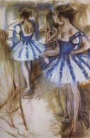 Две танцовщицы.