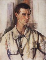 Портрет В.М.Дукельского.