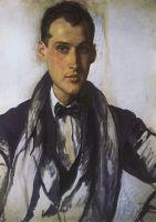 Портрет Сергея Ростиславовича Эрнста.