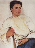 Портрет студента.
