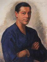 Портрет С.М.Лифаря.
