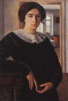 Портрет Е.К.Лансере.