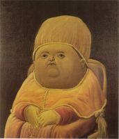 Папа Лев X (по Рафаэлю).