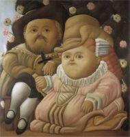 Рубенс и его жена