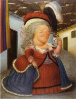 Людовик XIV и Мария-Антуанетта