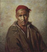 Голова Киргиза-каторжника