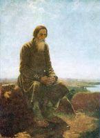 Крестьянин в поле