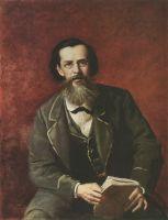 Портрет А.Н.Майкова