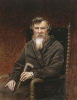 Портрет историка Михаила Петровича Погодина