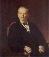 Портрет Петра Ивановича Николаева, председателя Владимирской земской управы