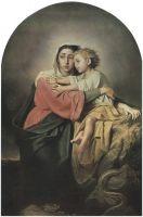 Христос и Богоматерь у житейского моря