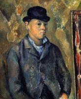 Портрет сына Поля Сезанна