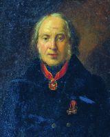 Портрет А.В. Ступина