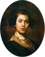 Автопортрет в юности. 1840