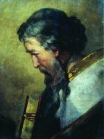 Евангелист Иоанн. Конец 1880-х – начало 1890-х