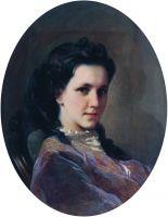 Портрет Н.П. Лошкаревой. 1860