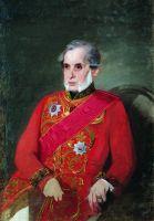 Портрет князя А.В. Кочубея. 1860-е