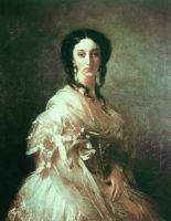 Портрет Е.С. Казнаковой, рожденной Неклюдовой. Около 1861
