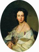 Портрет Н. Самсоновой
