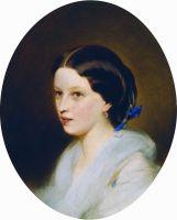 Портрет М.А. Пушкиной. 1849