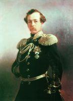 Портрет генерала Н.Г. Казнакова. 1861