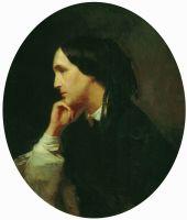 Портрет Н.Н. Пушкиной-Ланской. После 1863