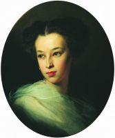 Портрет Н.А.Пушкиной. 1849