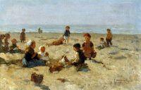 Игры на берегу
