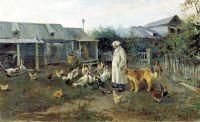 Утренний привет. 1897