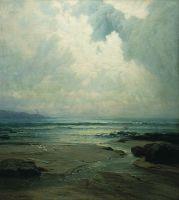 Морской пейзаж. 1880-е