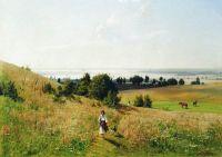 Малороссийский пейзаж
