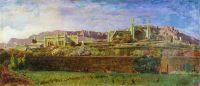 Вид Алупкинского дворца