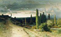 В Алуште. 1870