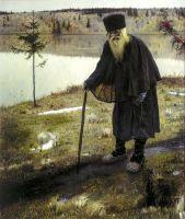Пустынник. 1888-1889