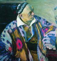 Портрет архитектора А.В.Щусева. 1941