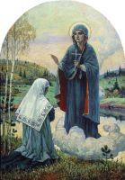Явление Богоматери. 1910-е