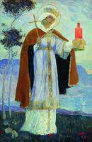 Святая равноапостольная княгиня Ольга. 1927