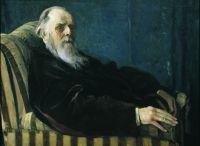 Портрет В.Г. Черткова. 1935