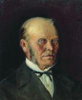 Портрет В.И.Нестерова. 1877
