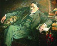 Портрет академика А.Н.Северцова. 1925
