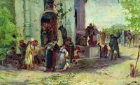 Троицын день. 1881