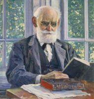 Портрет И.П.Павлова. 1930
